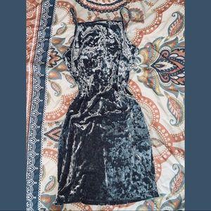 Forever 21 velvet party dress, only worn once.